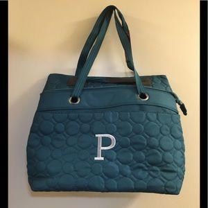 Thirtyone Vary You Versatile Teal Bag